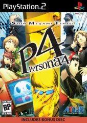 Box shot of Persona 4 [North America]
