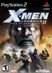 Box shot of X-Men Legends II: Rise of Apocalypse [North America]