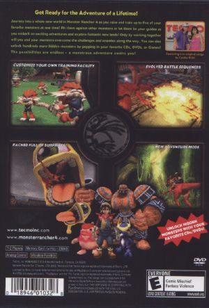 Monster Rancher 4 - PS2 - NTSC-U (North America)