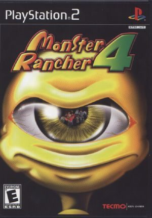 Monster Rancher 4 - PS2 - NTSC-U (North America)