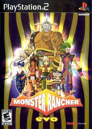 Monster Rancher EVO - PS2 - NTSC-U (North America)