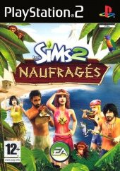Box shot of The Sims 2: Castaway [Europe]