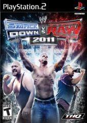 Box shot of WWE SmackDown vs. RAW 2011 [North America]