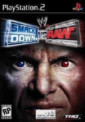 Box shot of WWE SmackDown! vs. RAW [North Ame