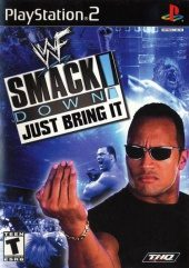 Box shot of WWF SmackDown! Just Bring It [North America]