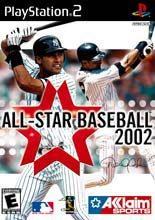 All-Star Baseball 2002 - PS2 - NTSC-U (North America)