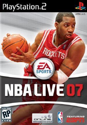 NBA Live 07 - PS2 - NTSC-U (North America)