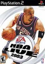 Box shot of NBA Live 2003 [North America]