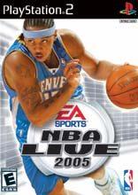 NBA Live 2005 - PS2 - NTSC-U (North America)