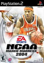 NCAA March Madness 2004 - PS2 - NTSC-U (North America)
