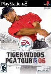 Box shot of Tiger Woods PGA Tour 06 [North America]