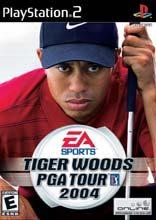 Box shot of Tiger Woods PGA Tour 2004 [North America]
