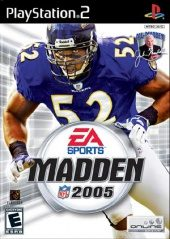 Box shot of Madden NFL 2005 [North America]