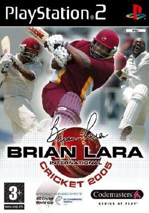 Brian Lara International Cricket 2005 - PS2 - NTSC-U (North America)