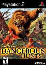Cabela's Dangerous Hunts - PS2 - NTSC-U (North America)