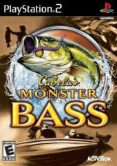 Box shot of Cabela's Monster Bass [North America]