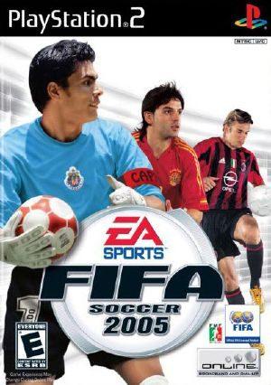 FIFA Soccer 2005 - PS2 - NTSC-U (North America)