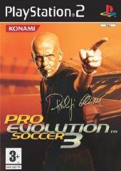 Box shot of Pro Evolution Soccer 3 [Europe]