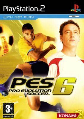Winning Eleven: Pro Evolution Soccer 2007 - PS2 - PAL (Europe)