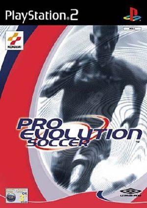 Pro Evolution Soccer - PS2 - PAL (Europe)