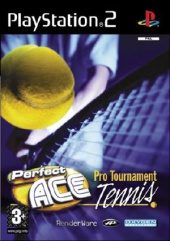 Box shot of Perfect Ace: Pro Tournament Tennis [Europe]