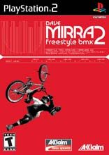 Box shot of Dave Mirra Freestyle BMX 2 [North America]