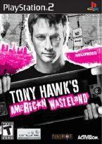 Box shot of Tony Hawk's American