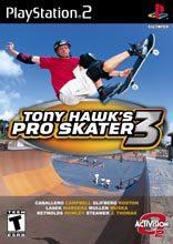 Box shot of Tony Hawk's Pro Skater 3 [North America]