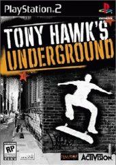 Box shot of Tony Hawk's Underground [Nor