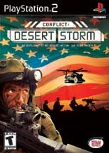 Box shot of Conflict: Desert Storm [North America]