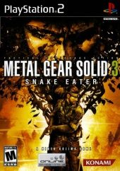 Box shot of Metal Gear Solid 3: Snake Eater [North America]