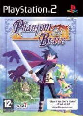 Phantom Brave PAL (Europe) front boxshot