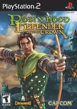 Robin Hood: Defender of the Crown - PS2 - NTSC-U (North America)