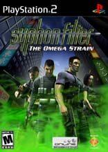 Box shot of Syphon Filter: Omega Strain [North America]