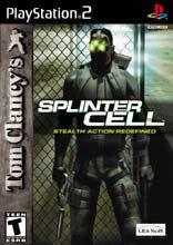 Box shot of Tom Clancy's Splinter Cell [North America]