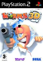 Box shot of Worms 3D [Europe]