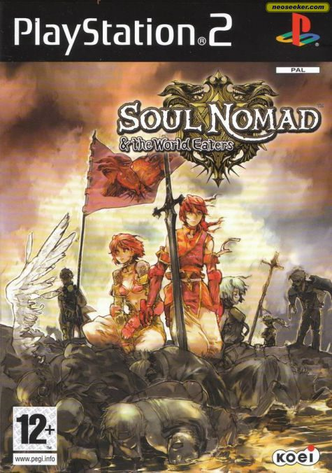 Soul Nomad & The World Eaters - PS2 - PAL (Europe)