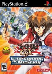 Box shot of Yu-Gi-Oh! GX: The Beginning of Destiny [North America]