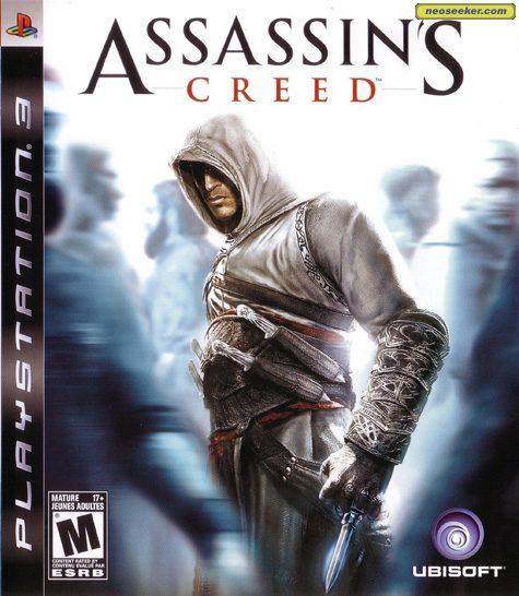 Assassin's Creed - PS3 - NTSC-U (North America)