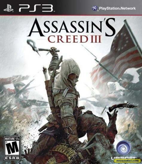 Assassin's Creed III - PS3 - NTSC-U (North America)