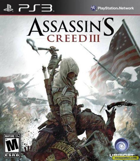 Assassin's Creed III - PS3 - NTSC-U (North America)