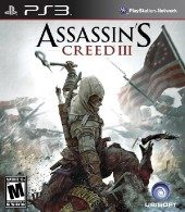 Box shot of Assassin's Creed III [North America]