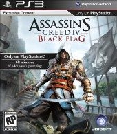 Box shot of Assassin's Creed IV: Black Flag [North America]