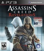 Assassin's Creed Revelations (North America Boxshot)