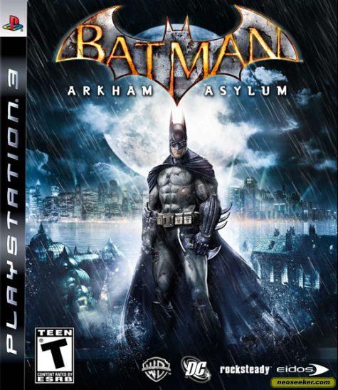 Batman: Arkham Asylum - PS3 - NTSC-U (North America)