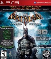 Box shot of Batman: Arkham Asylum [North America]