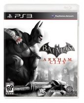 Batman: Arkham City (North America Boxshot)