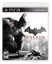 Box shot of Batman: Arkham City [North America]