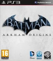 Box shot of Batman: Arkham Origins [Europe]