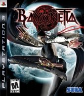Box shot of Bayonetta [North America]